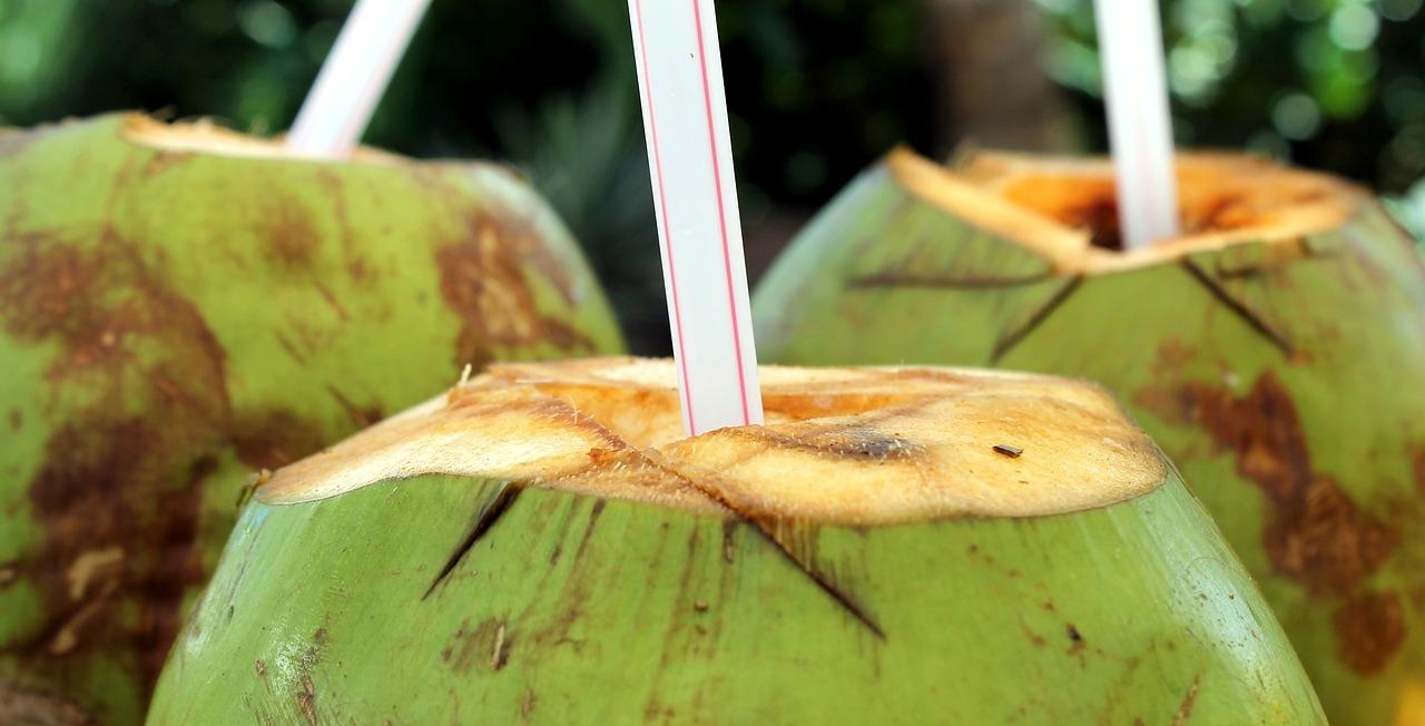 L'eau de coco