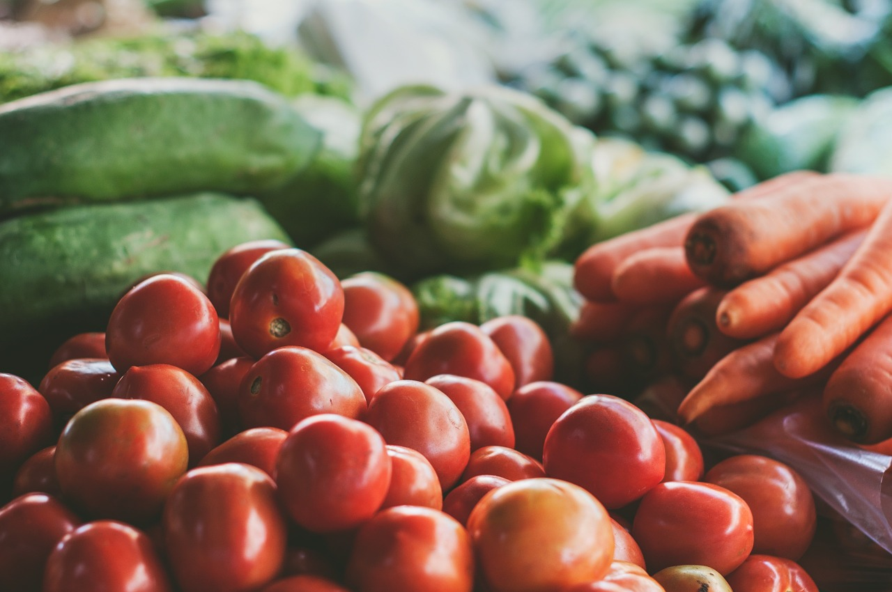 Légumes crus ?