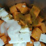 Courge butter nut, en toute simplicité