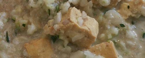 Courgettes aux épices thai