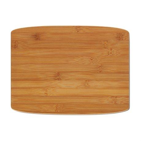Assiettes et planches à découper en bois!