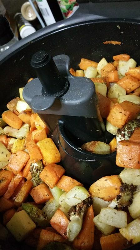 Friteuse sans huile (ou presque)