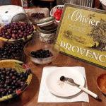 L'olive, du bon gras dans son totum