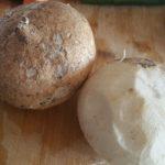Le Jicama ou pois patate