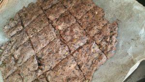 Crackers tendres ou craquants