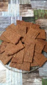 Biscuits petit dej sans céréales