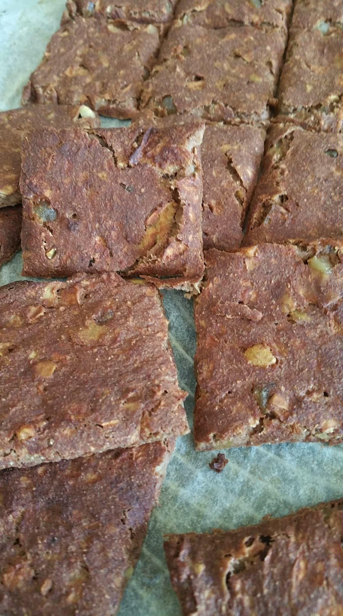 Biscuits paléo  pour le gouter