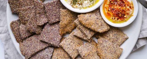 Crackers paléo (recette améliorée)