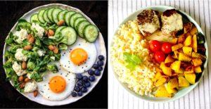 Alimentation paléo  VS alimentation méditerranéenne