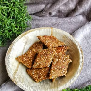 Crackers «Carotte cumin», 200g