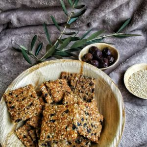 Crackers «Olive» 200g