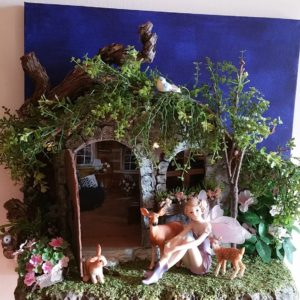L'elfe et ses amis