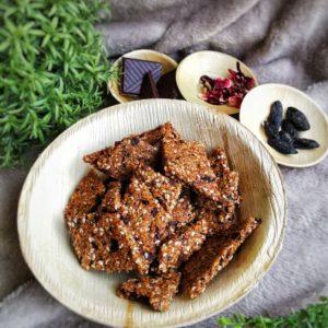 Biscuits «Cerise Hibiscus Choco Tonka» 200g