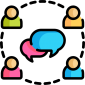 Suvi mensuel en groupe icône